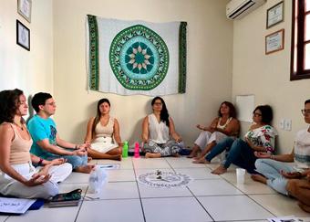 Meditación sonora con cuencos tibetanos